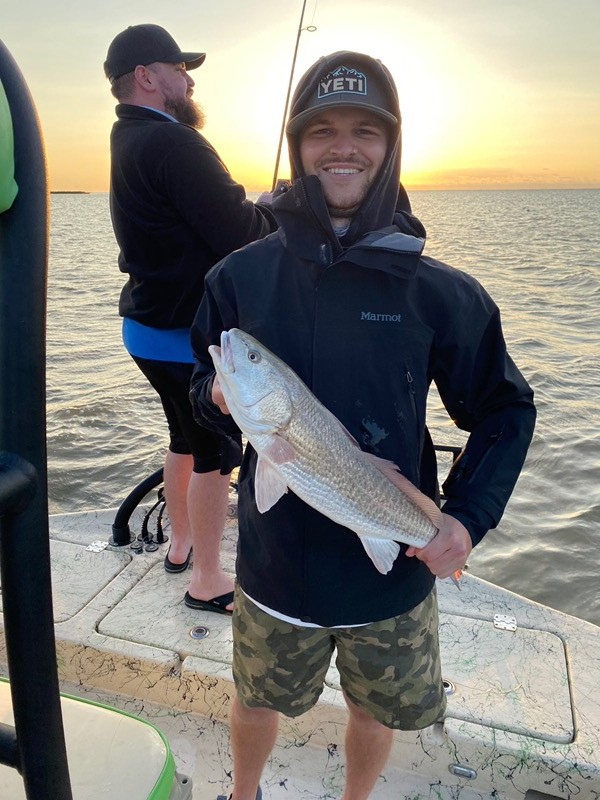 Port O Connor fishing charters tx