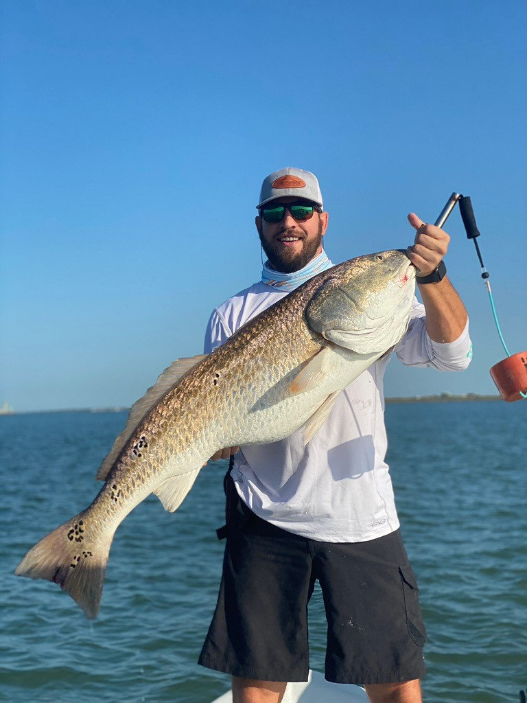 Port O Connor sport fishing tx