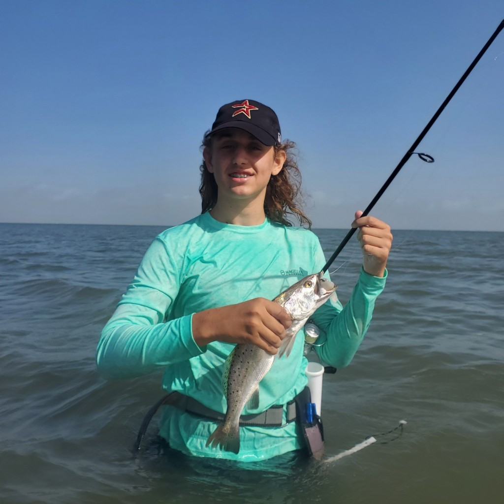 best fishing guide in Rockport