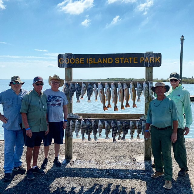 Rockport backcountry fishing charters