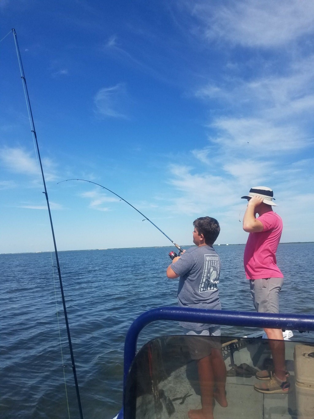Rockport charters tx fish