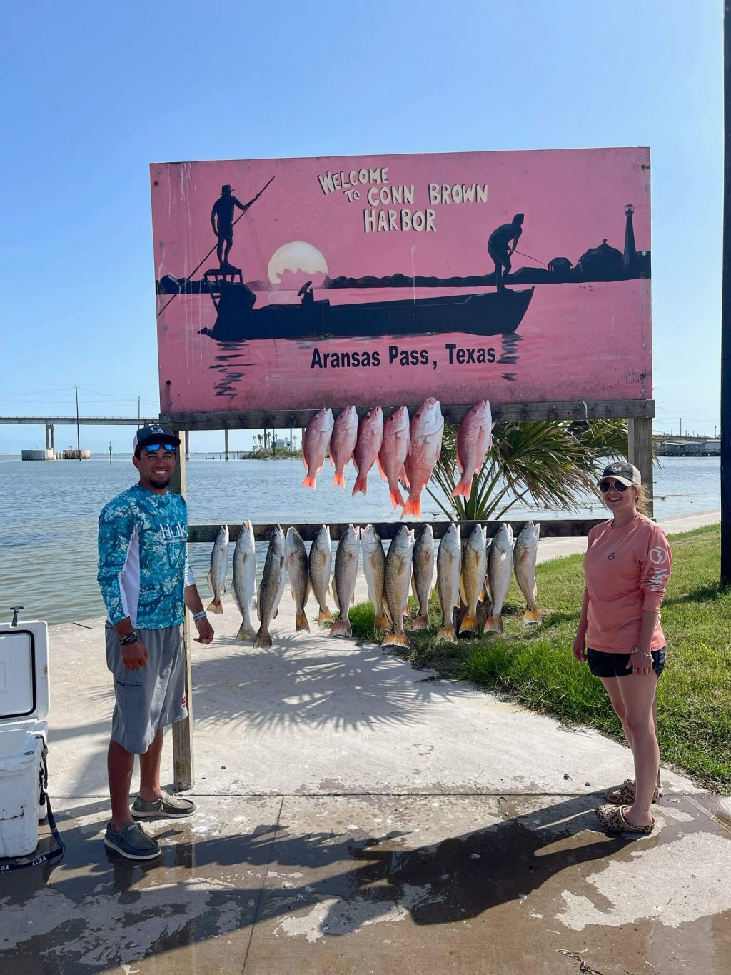 rockport fishing guides12