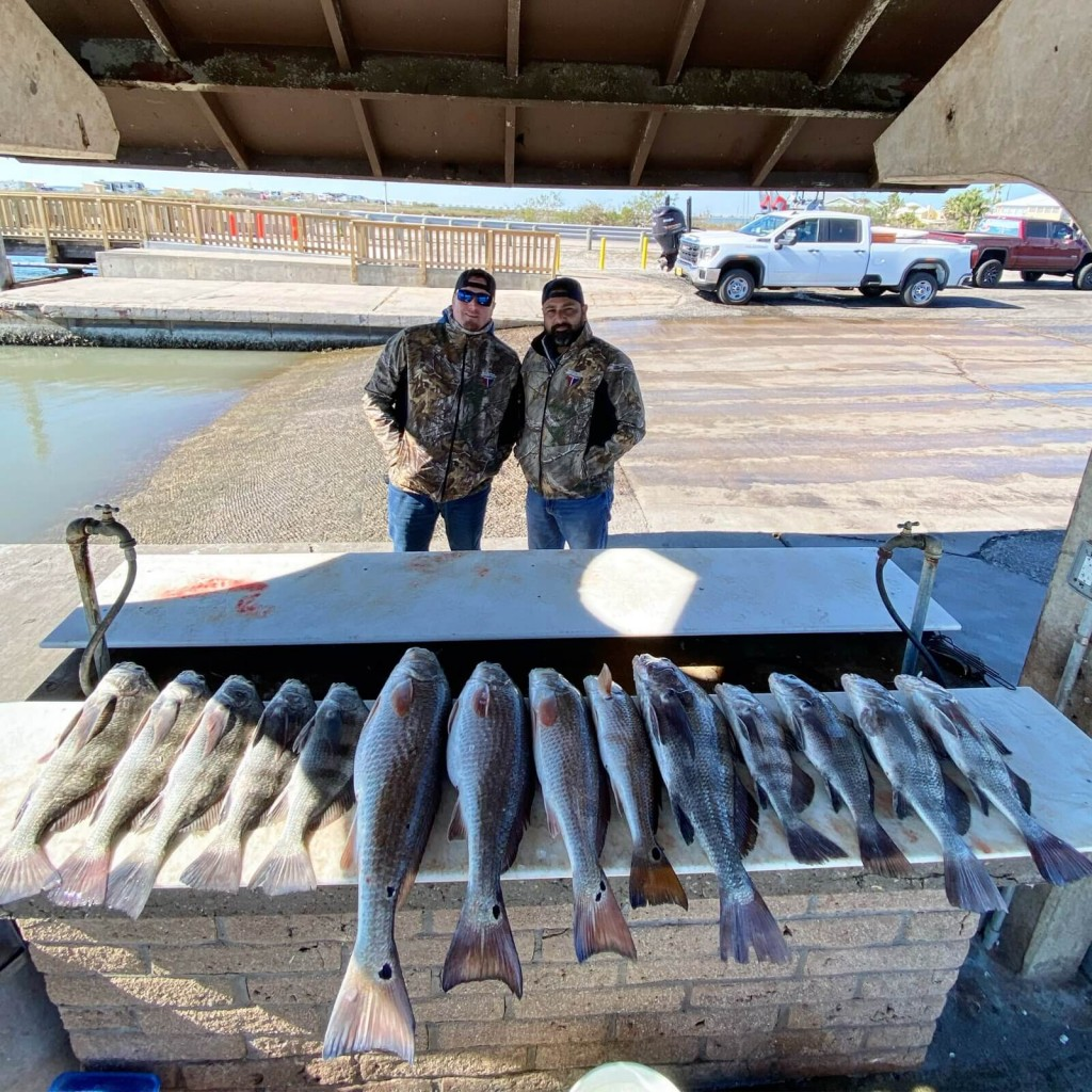 Rockport fishing packages