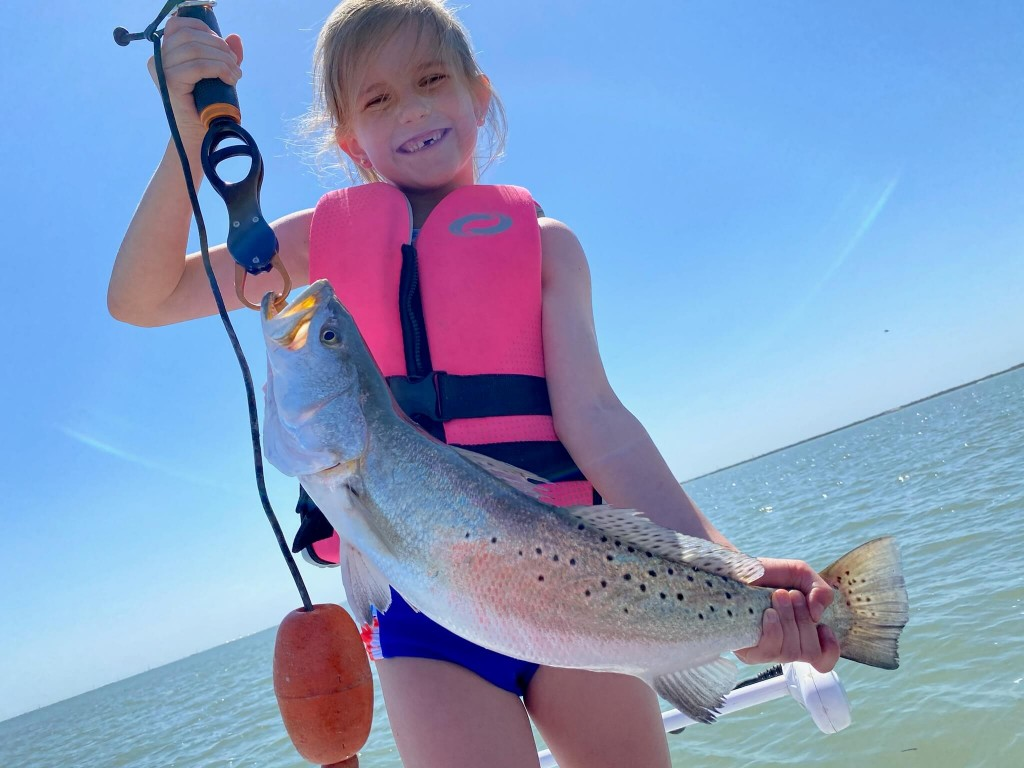 Rockport tx best inshore fishing guide