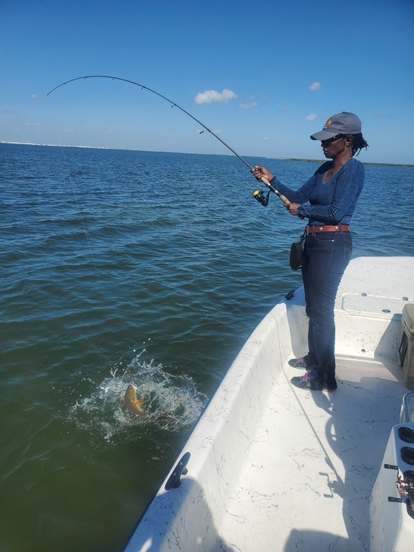 Rockport TX fishing guides