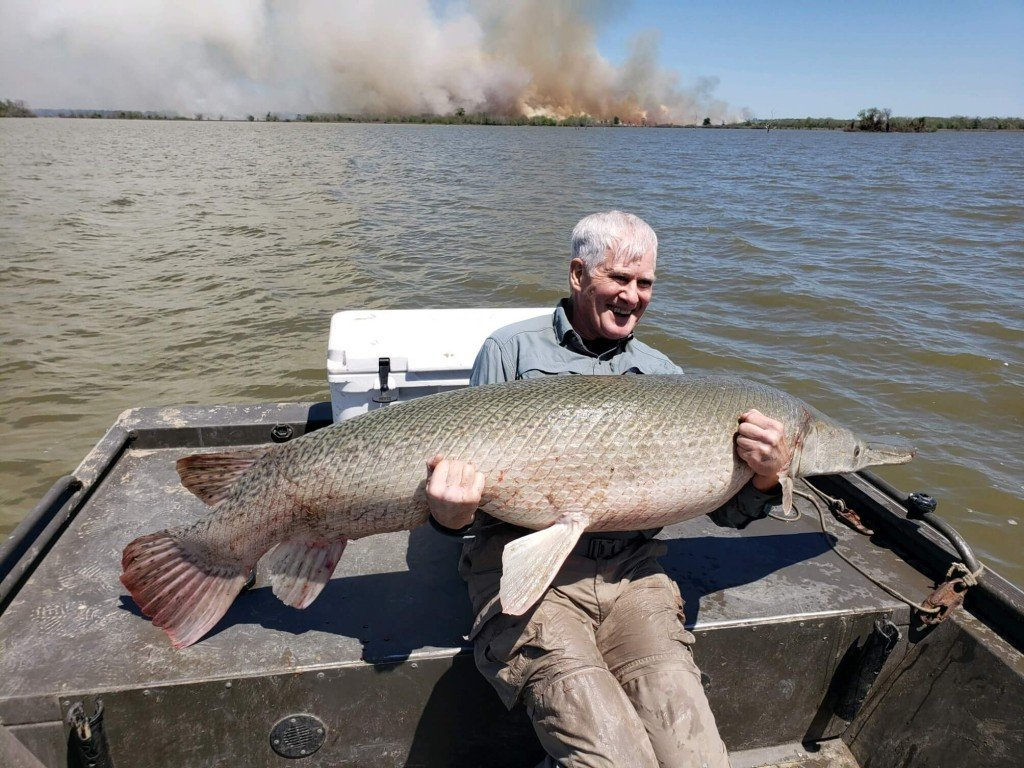 cheap trinity river fishing package