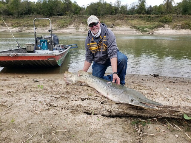 Trinity River Texas fishing charters