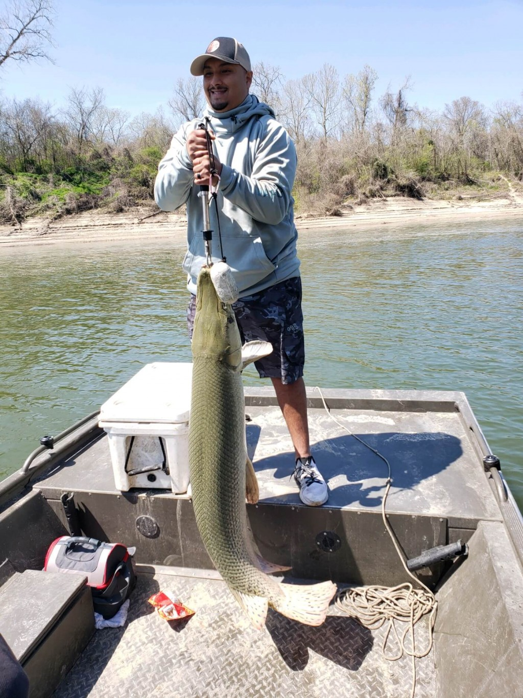 trinity river texas fishing packages
