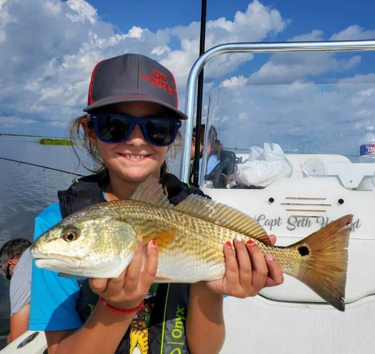 hopedale fishing guides