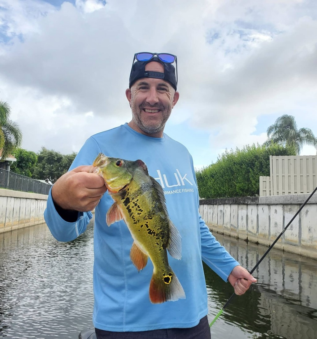 best lake fishing packages in west palm beach