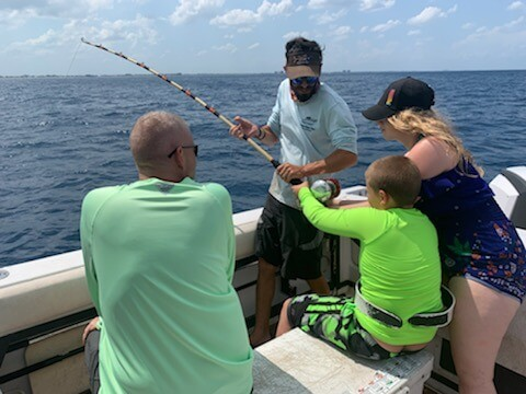 west palm beach best offshore fishing packages