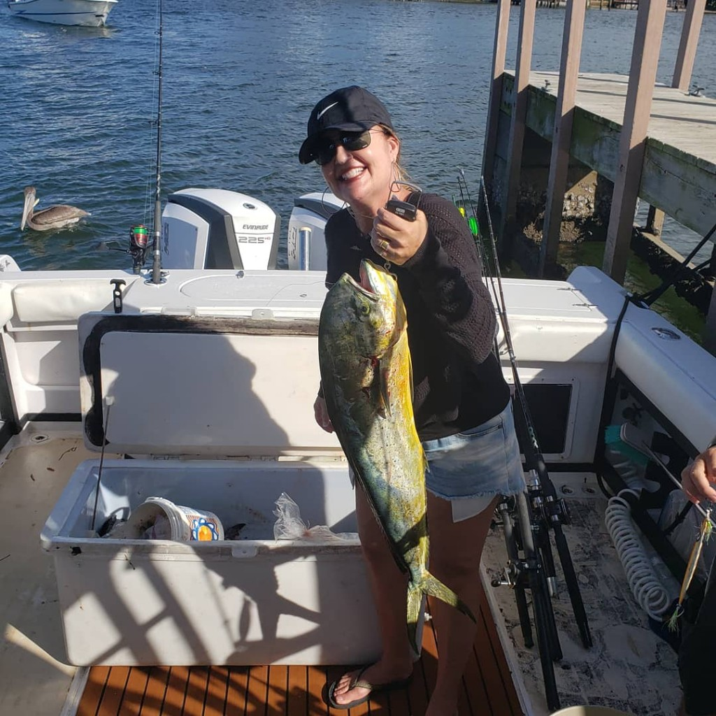 West Palm Beach fishing charters florida