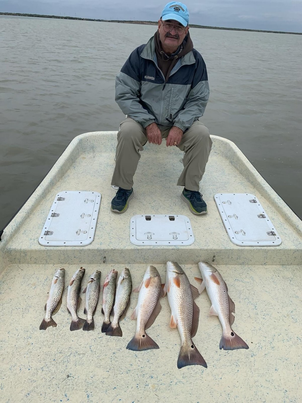 port isabel fishing guide