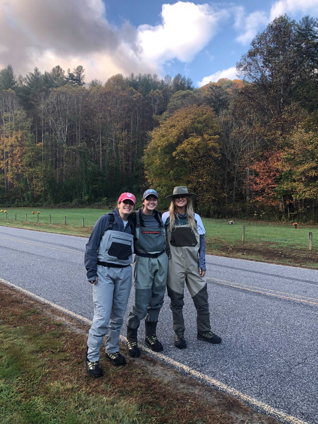 best trout fishing in nc mountains
