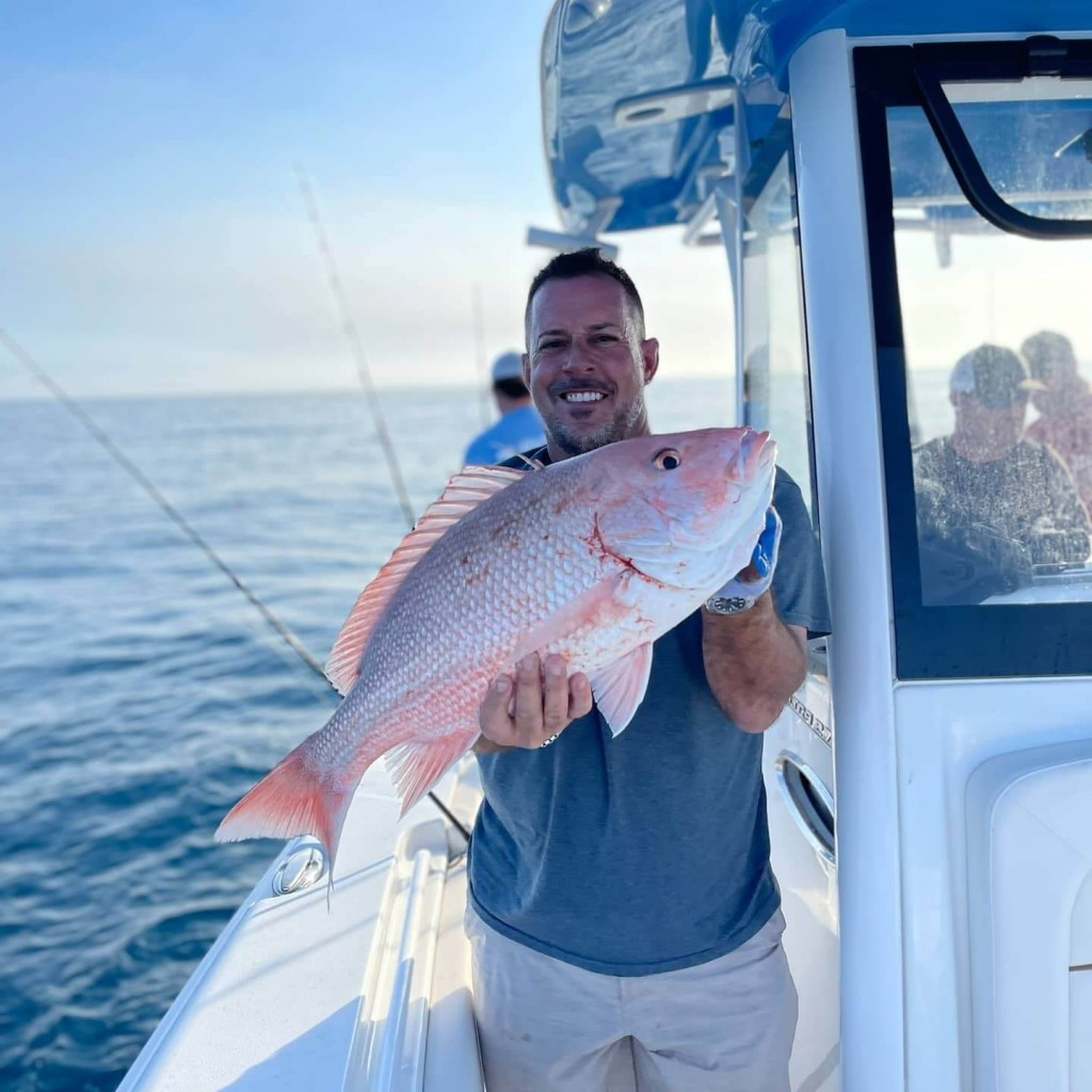 clearwater fishing charter