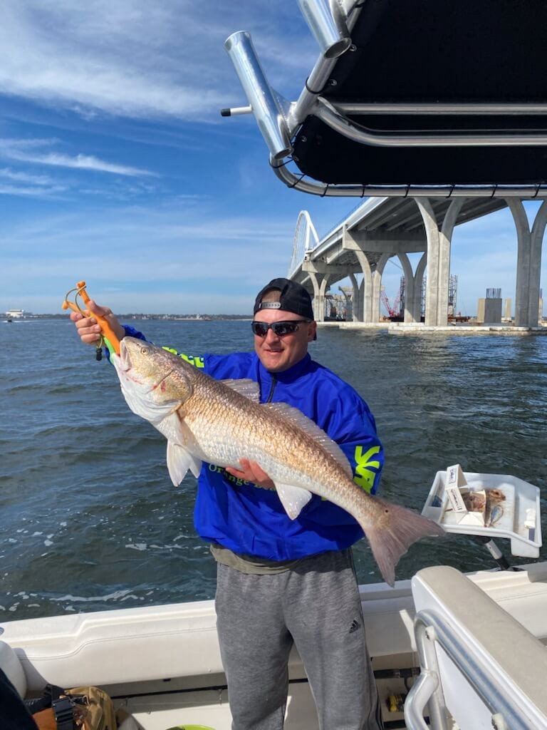 pensacola fishing charter