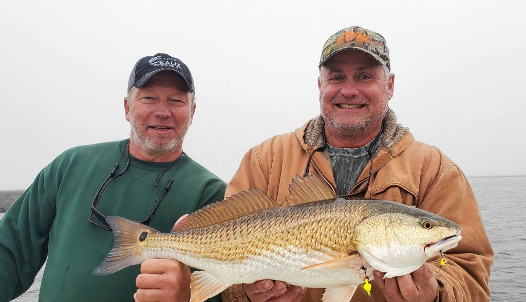 shell beach fishing charter