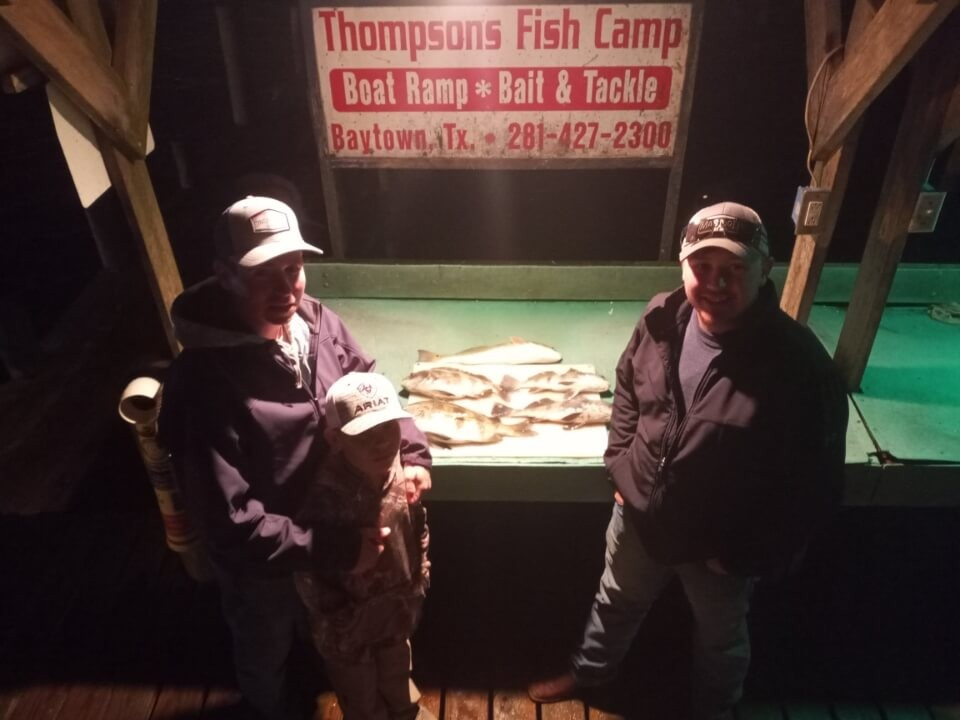 baytown fishing guides