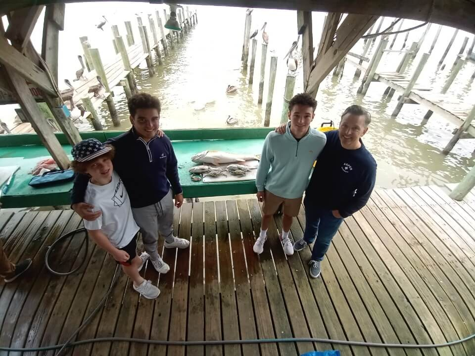 baytown fishing trips