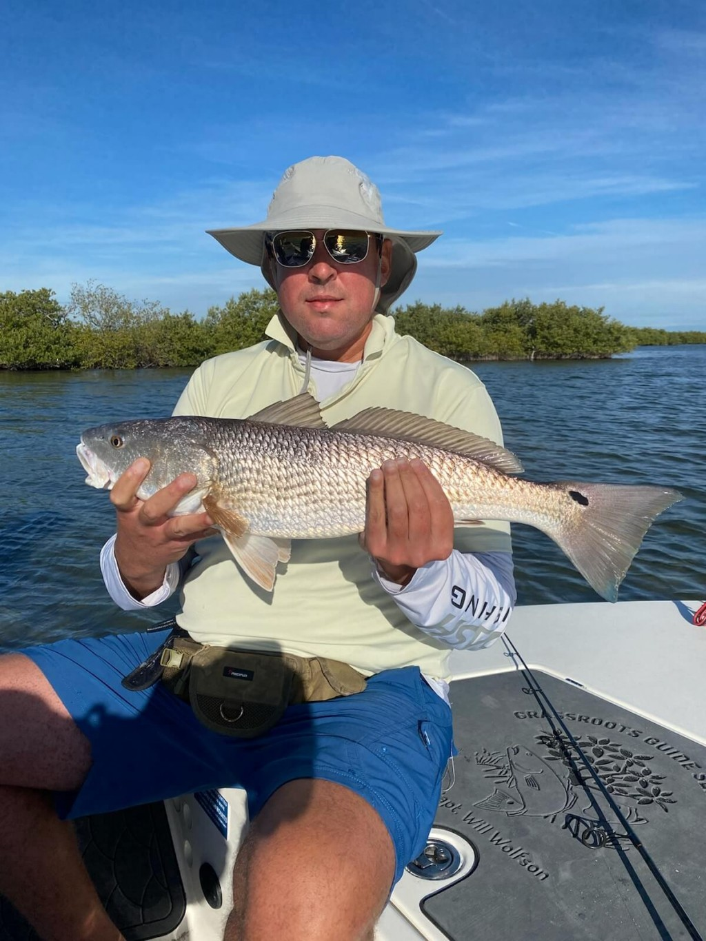 New Smyrna Beach fishing packages