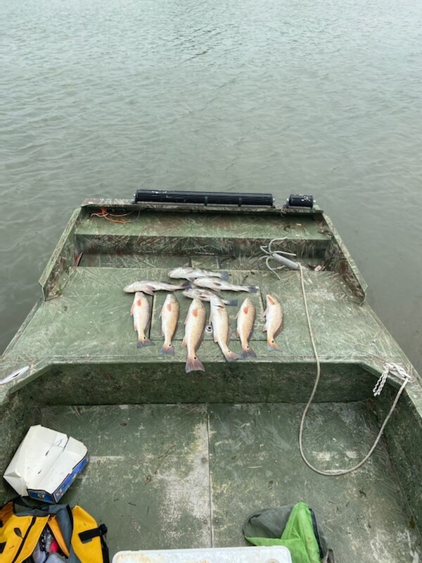 port o connor fishing trips