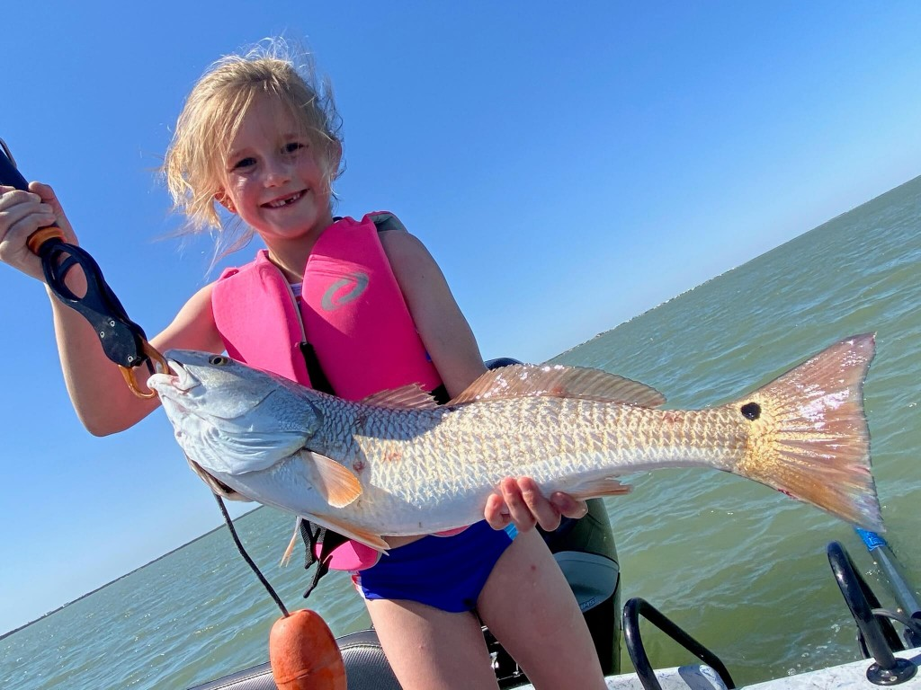 rockport inshore fishing trips