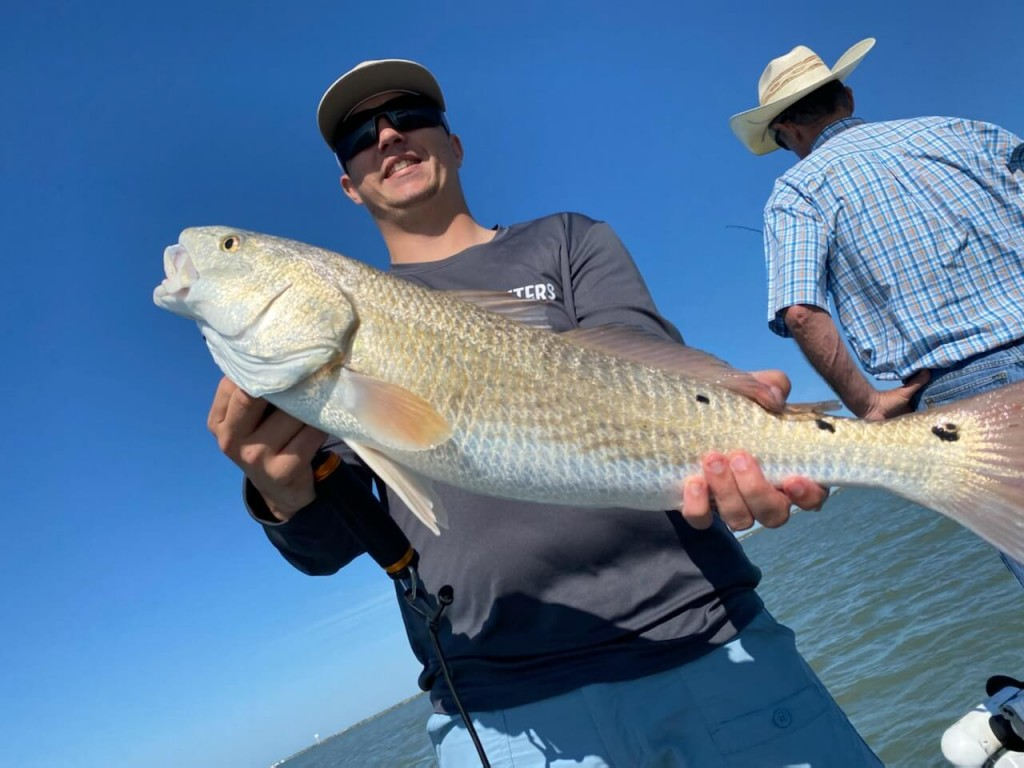 rockport tx fishing charter