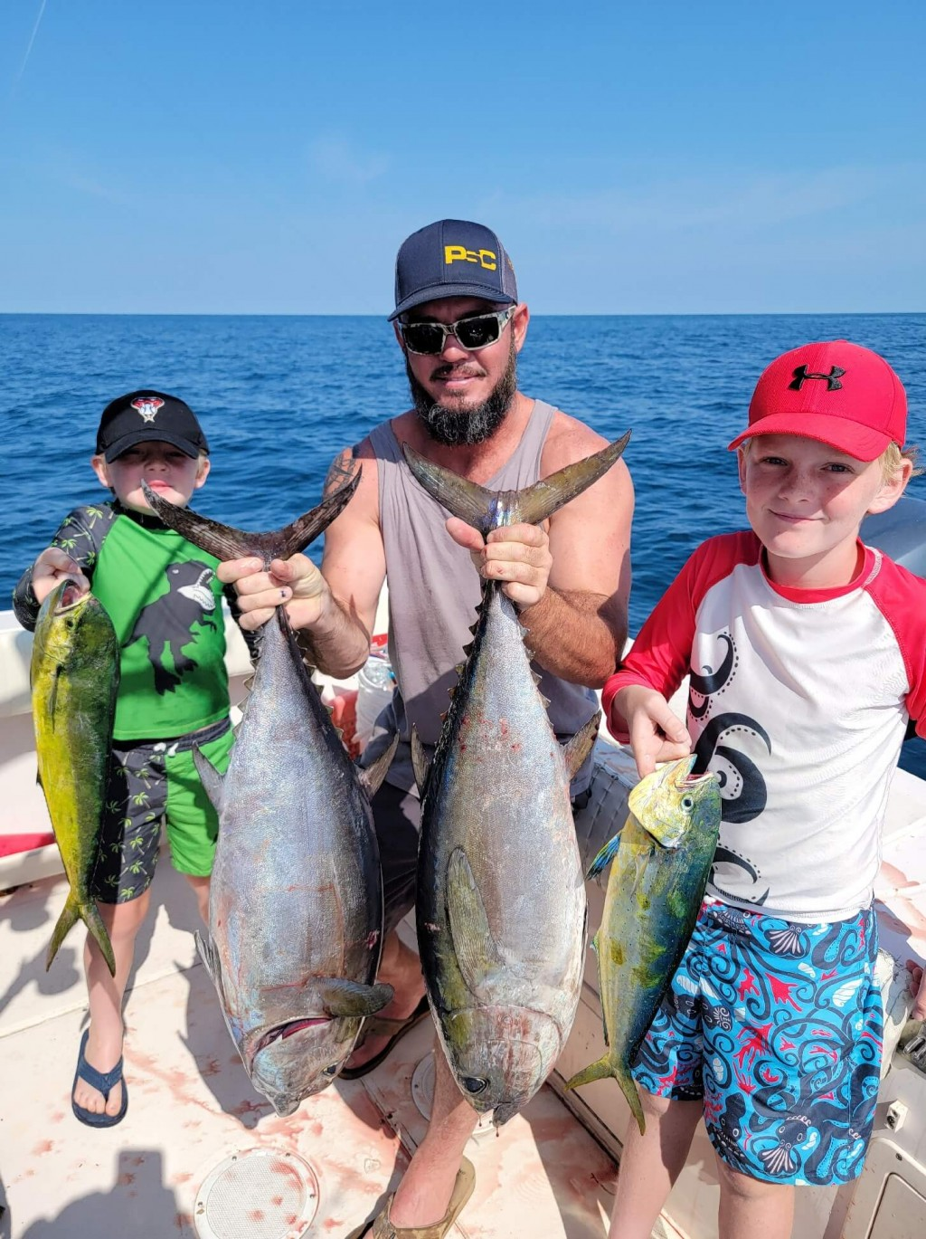 clearwater fishing guides