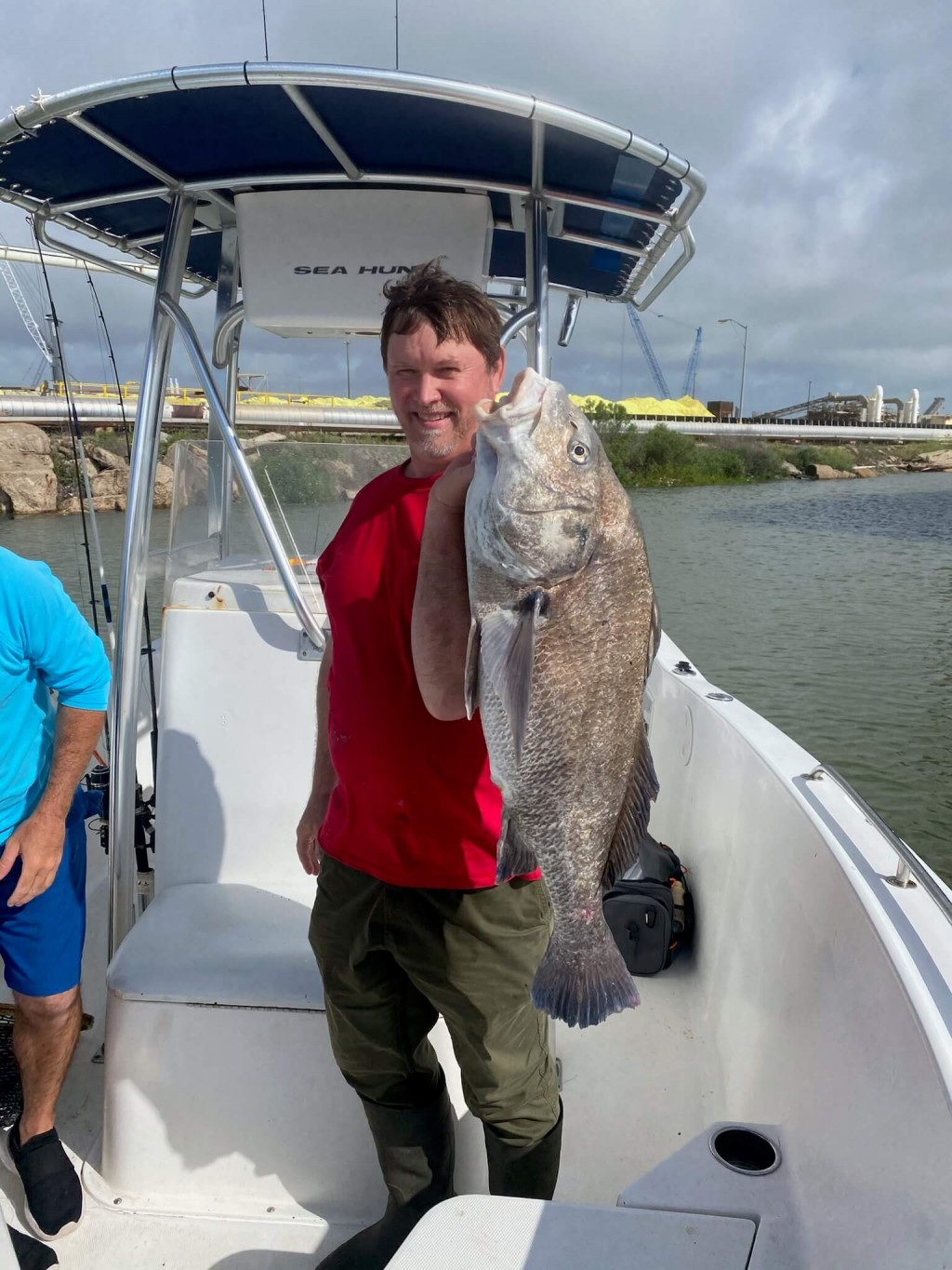 galveston fishing packages