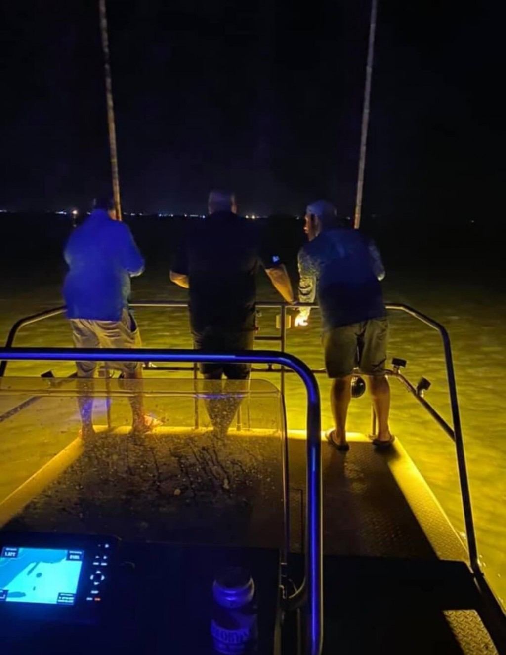 port o connor fishing guides