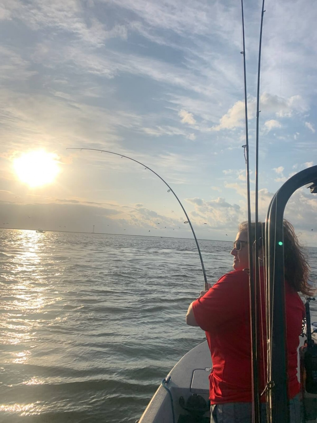 port o connor fishing package