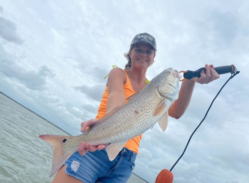 rockport fishing guide