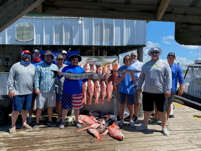 best fishing trip in port o connor
