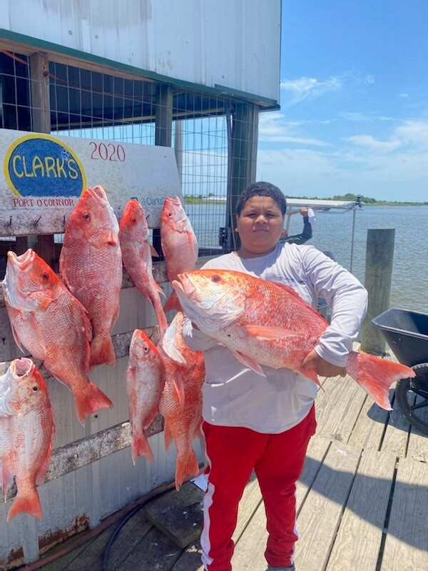 best fishing trips in port o connor
