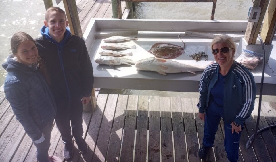 texas city fishing packages