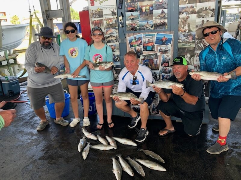 galveston offshore fishing packages