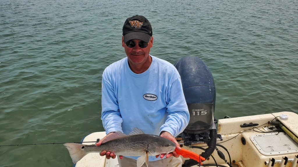 morehead city fishing package