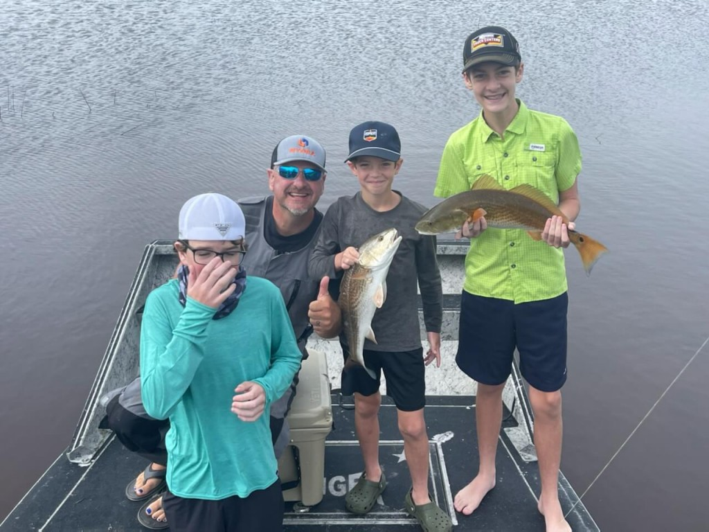 port o connor fishing packages