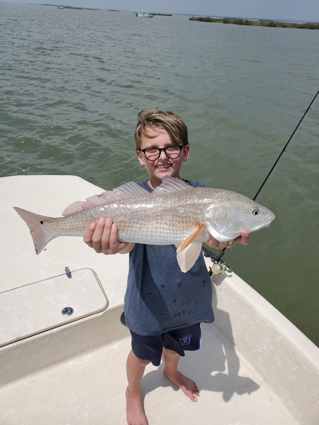 rockport fishing package