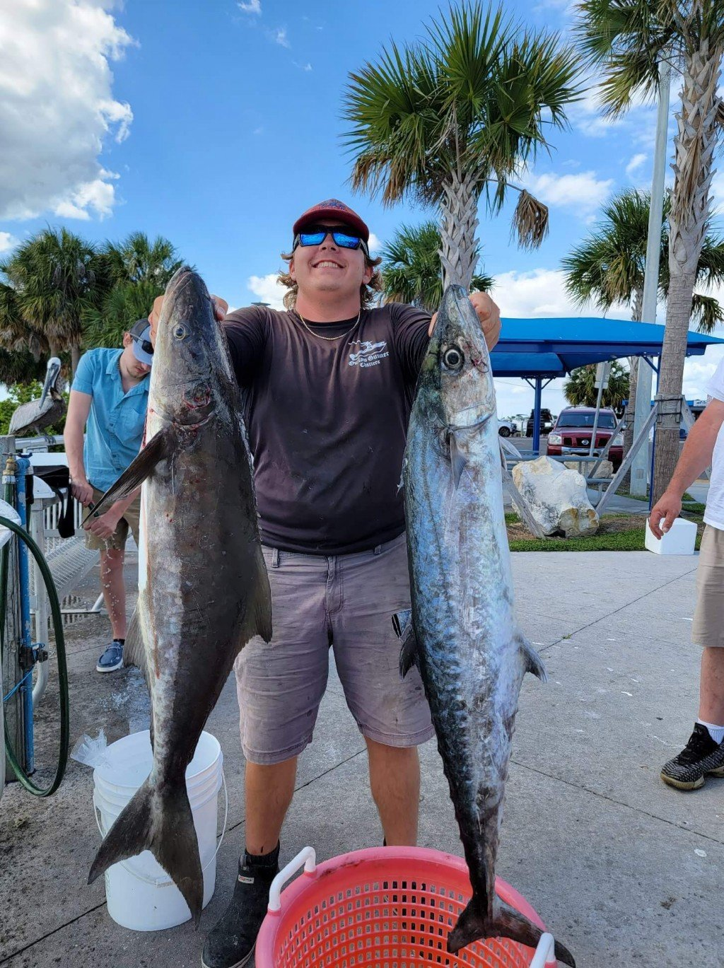 clearwater fishing packages