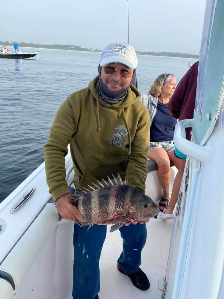 Half-day Nearshore Fishing Trip - 27' Tidewater | Captain Experiences