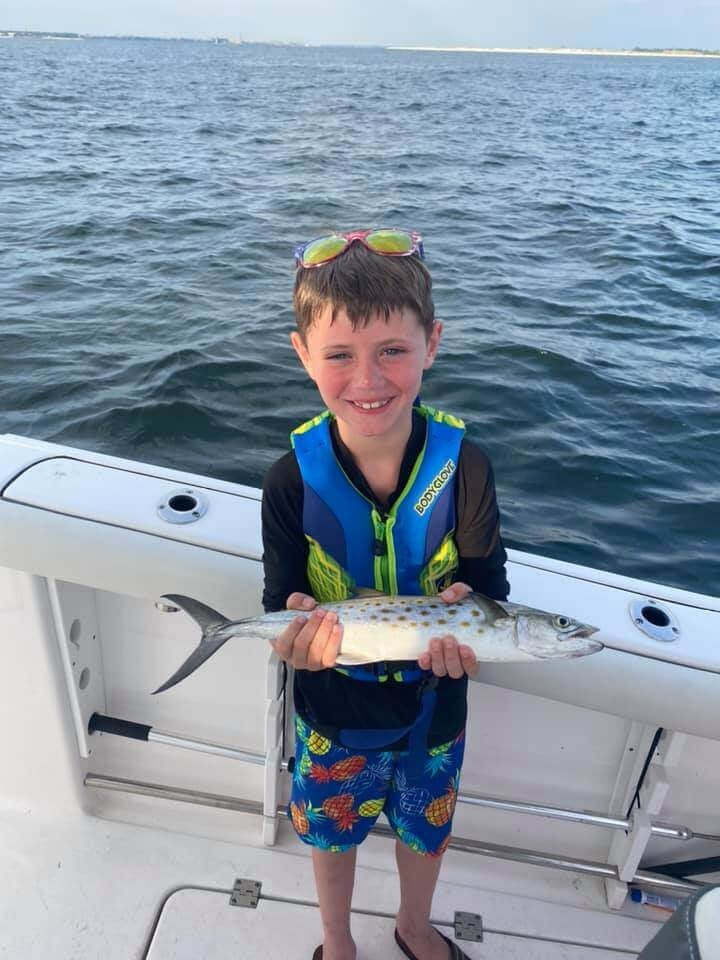Half-day Inshore Fishing Trip - 27' Tidewater | Captain Experiences