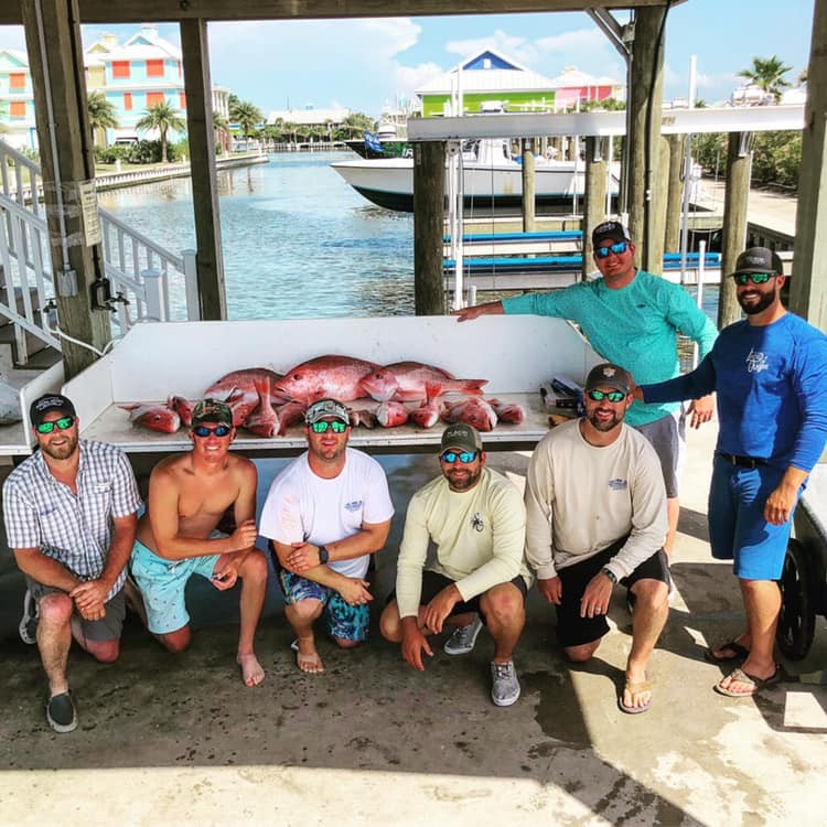 Inshore Day Trip – With Lodging | Captain Experiences