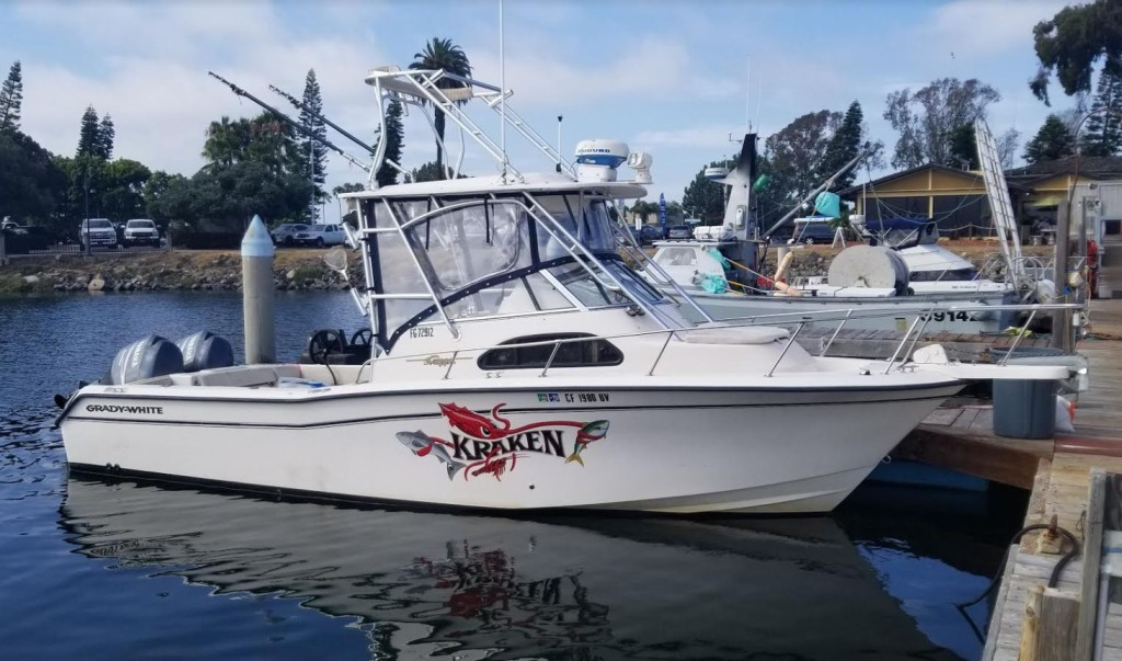 14 Hour Trip (Kraken) - Middle and Outer Banks   Captain Experiences