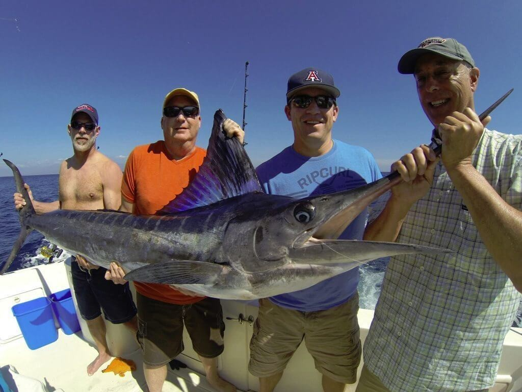 Full day, 3/4 Day or Half Day - Blue Marlin 31' Intrepid   Captain Experiences