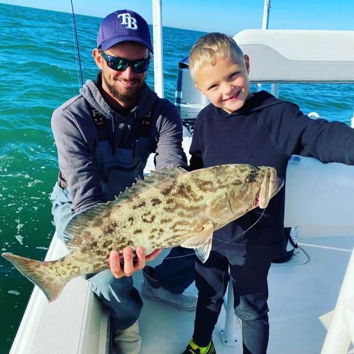 Full Day, 3/4 Day or Half-day Fishing Trip - 24' Skeeter | Captain Experiences