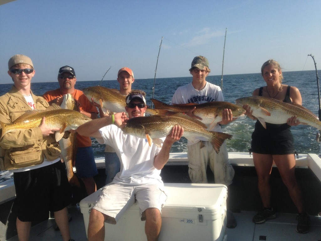 Mixed Bag Trip - Inshore/Offshore | Captain Experiences
