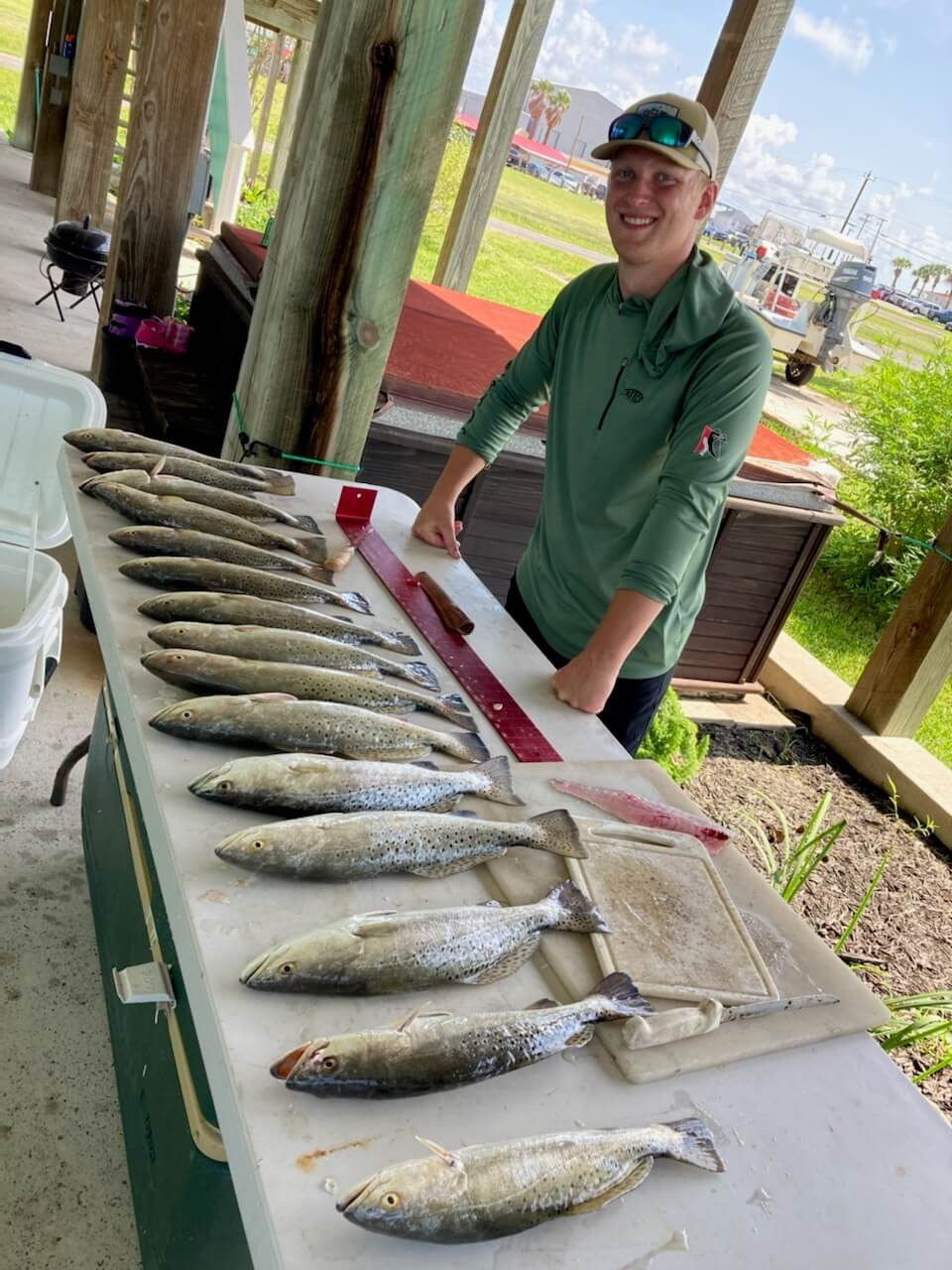 Keeping Up With the Jones Bay Fishing   Captain Experiences