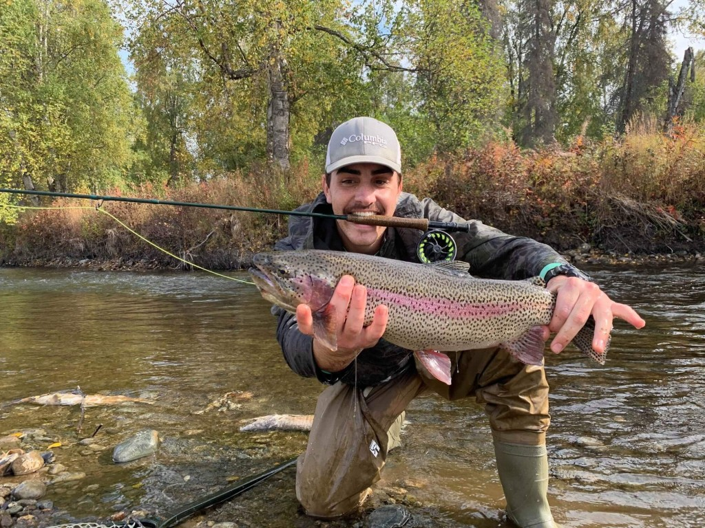 Alaska Wilderness Full-Day Flyout (Trout & Grayling)   Captain Experiences