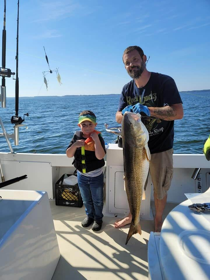 Full day Fishing Trip - 40' Evans's boat | Captain Experiences